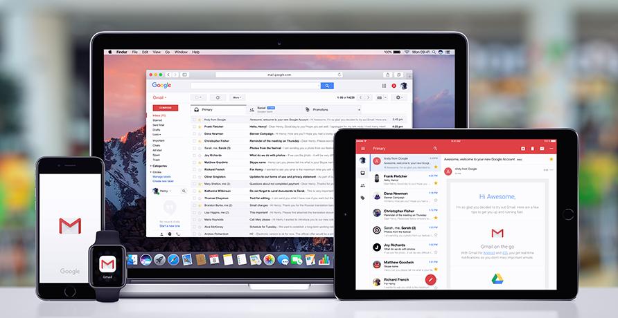 Gmail Reklamları